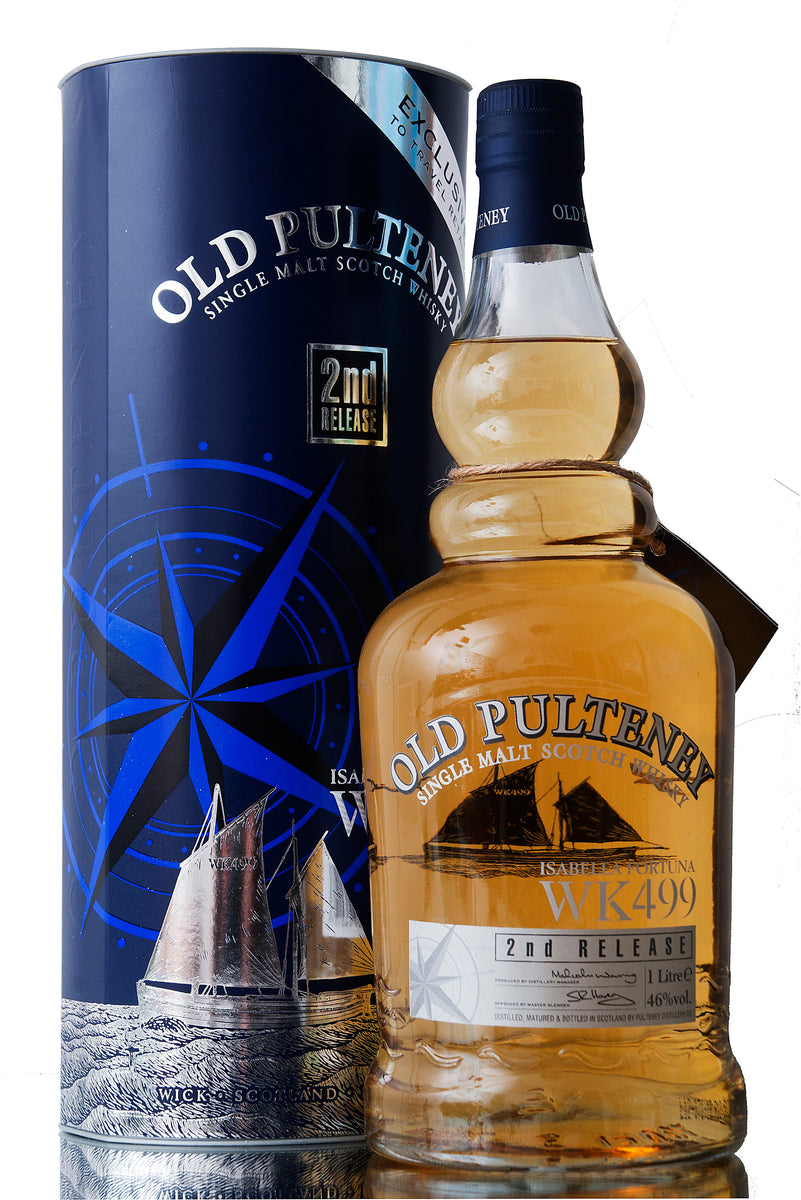 Old Pulteney WK499 / 2nd Release
