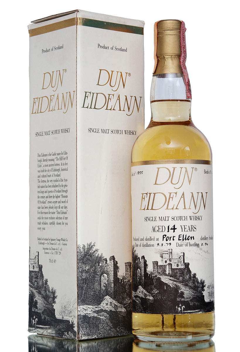 Port Ellen 1979 / 14 Year Old / Dun Eideann