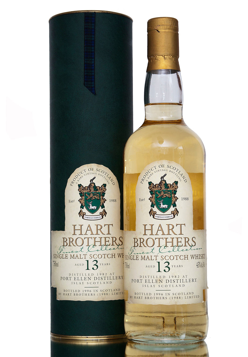 Port Ellen 1982 / 13 Year Old / Hart Brothers