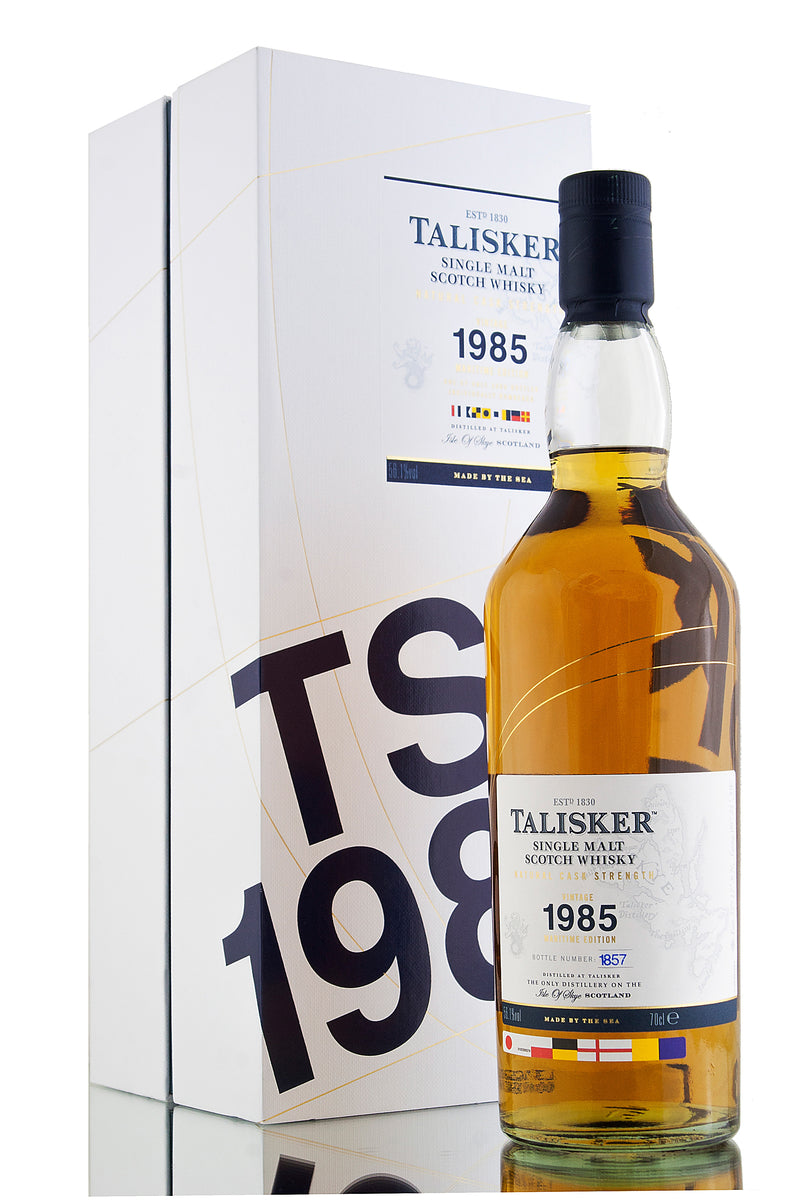 Talisker 27 Year Old / 1985 / 2013 Release