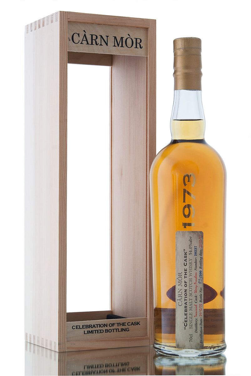 Teaninich 40 Year Old - 1973 / Single Cask 20237 / Carn Mor