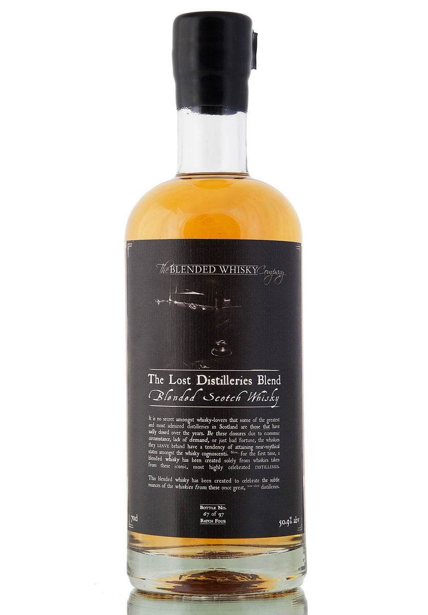 The Lost Distilleries Blend / Batch 4