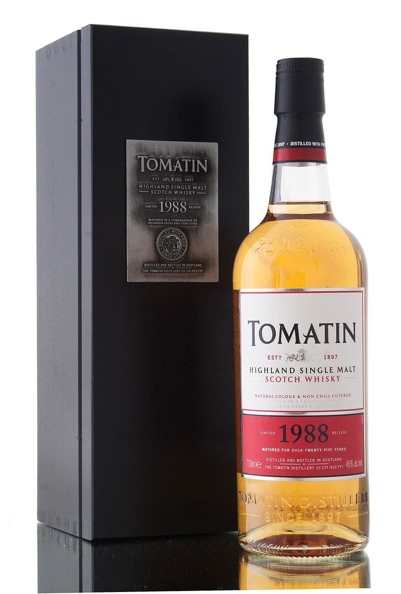 Tomatin 25 Year Old - 1988 / Batch 1