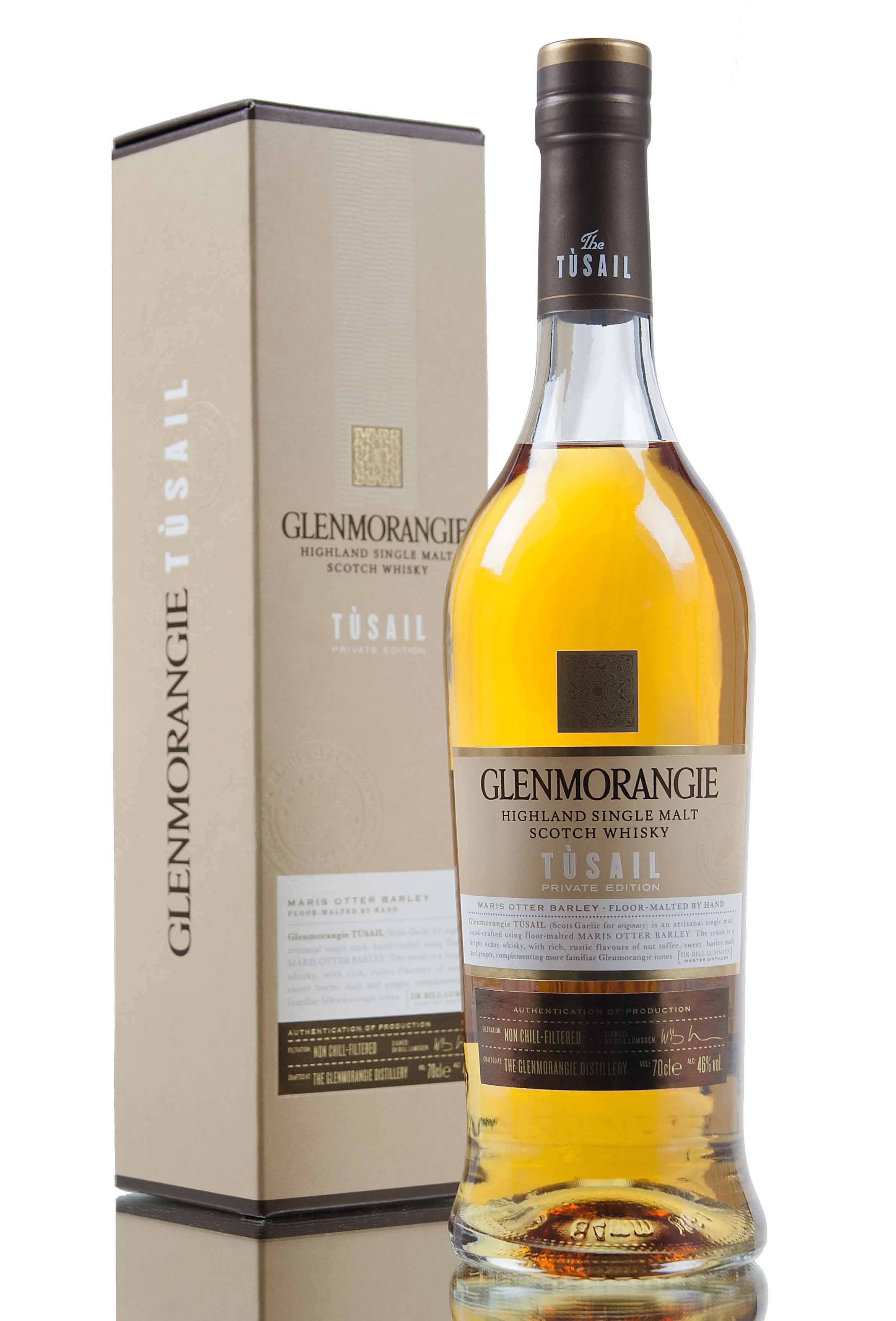 Glenmorangie Tùsail / Private Edition