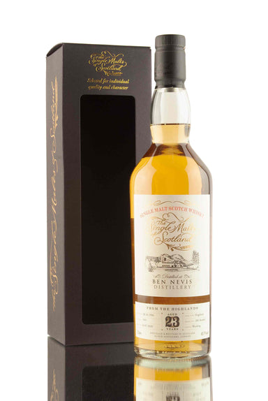 Ben Nevis 23 Year Old - 1996 | The Single Malt of Scotland | Abbey Whisky