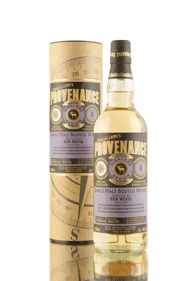 Ben Nevis 8 Year Old - 2012 | Cask DL14658 | Provenance (Douglas Laing)