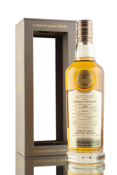 Benriach 21 Year Old - 1999 | Cask 29258 | Connoisseurs Choice | Abbey Whisky