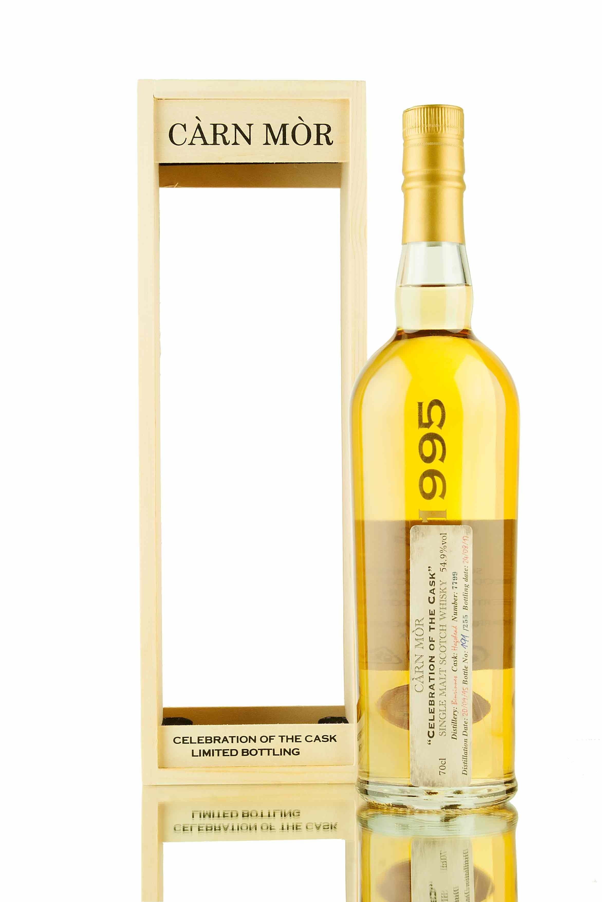 Benrinnes 21 Year Old - 1995 | Single Cask 7799 | Càrn Mòr