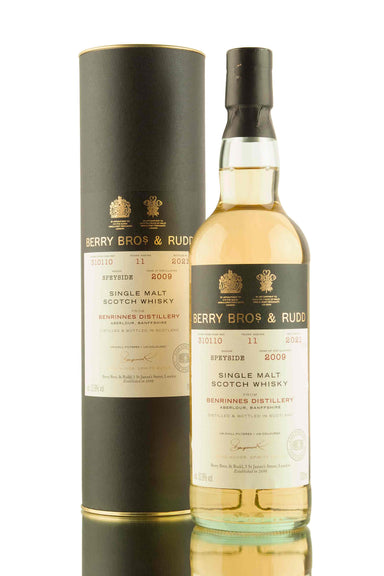 Benrinnes 11 Year Old - 2009 | Cask 310110 | Berry Bros & Rudd | Abbey Whisky