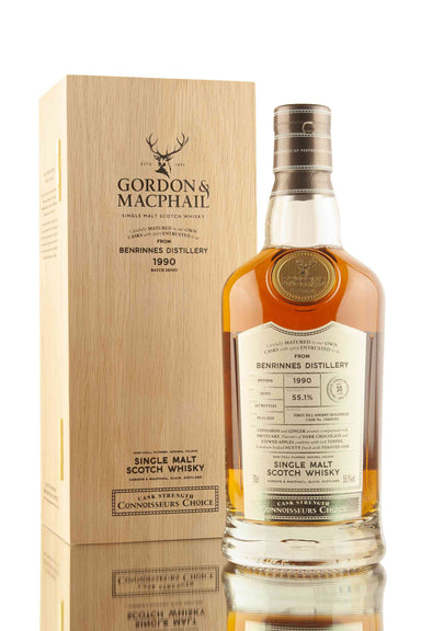Benrinnes 30 Year Old - 1990 | Cask 18600301 | Connoisseurs Choice | Abbey Whisky