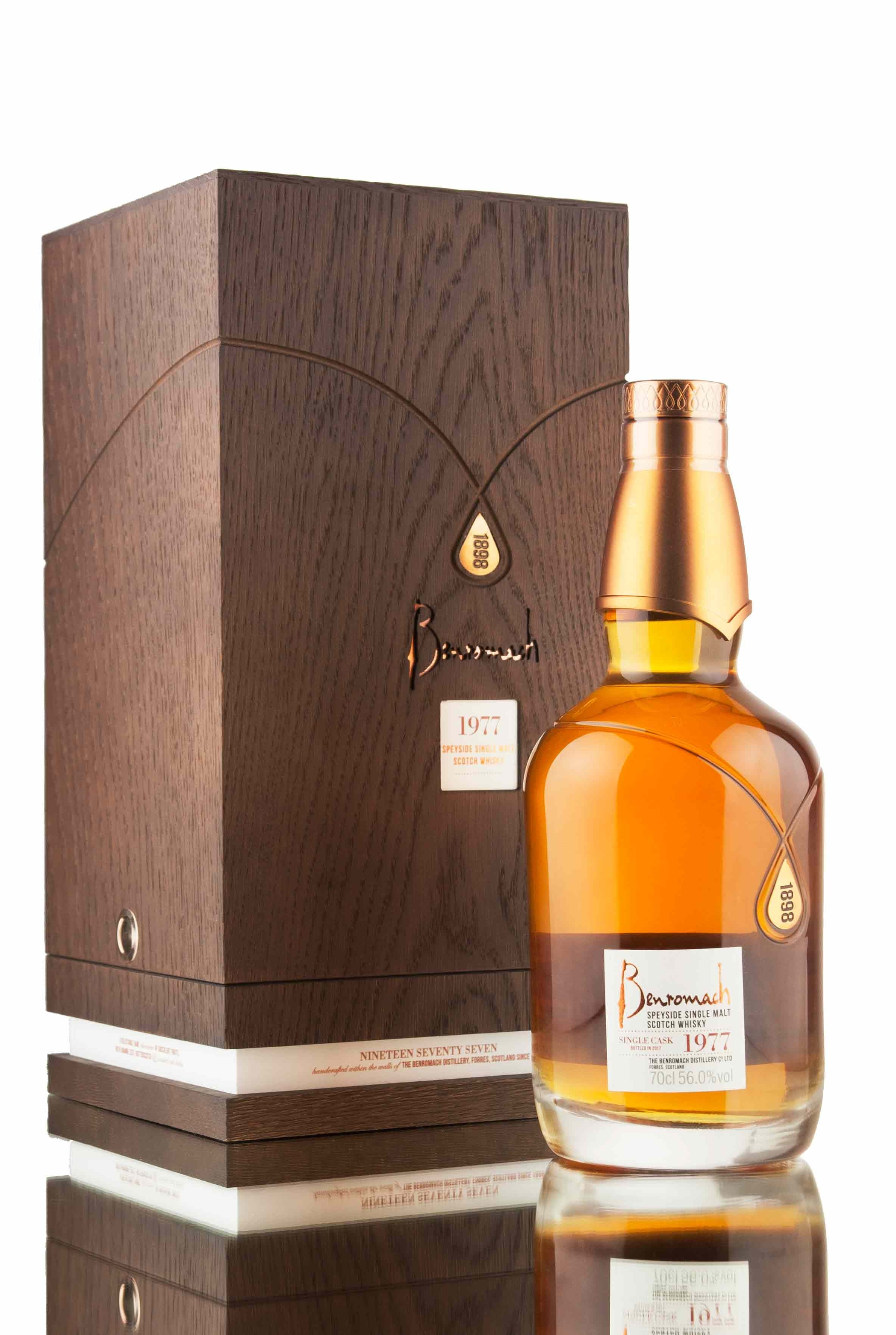 Benromach 39 Year Old - 1977 | Cask 1268