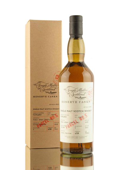 Blair Athol 11 Year Old - 2009 | Reserve Casks Parcel No.5 | Abbey Whisky