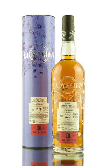 Bowmore 23 Year Old - 1997 | Cask 9715 | Lady of the Glen | Abbey Whisky