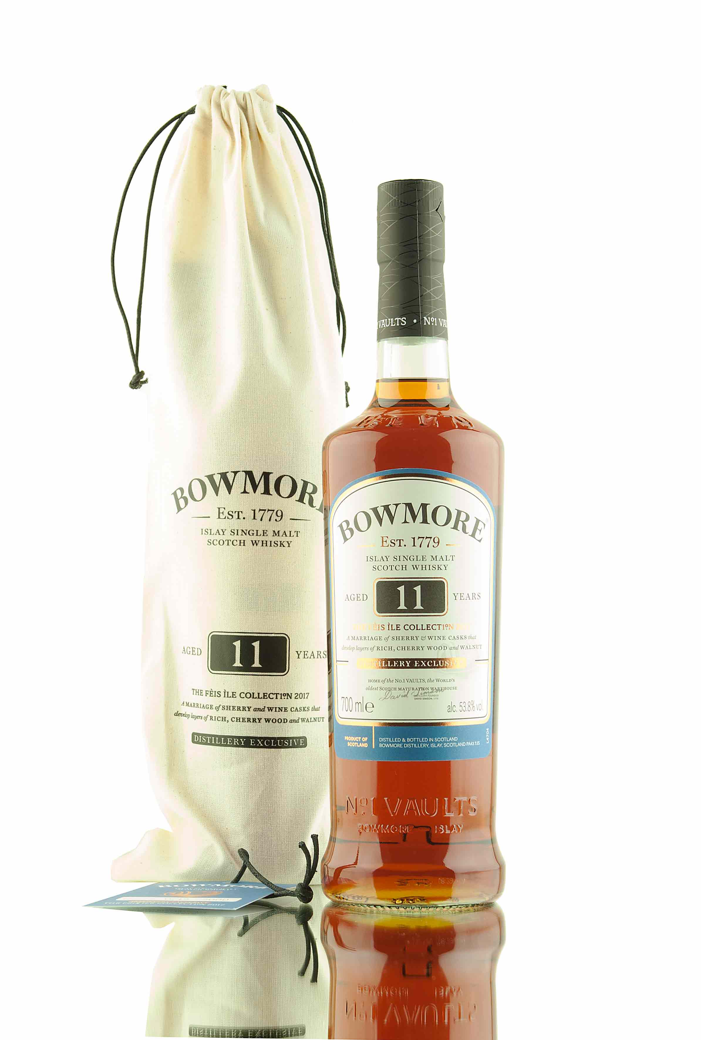 Bowmore 11 Year Old - Feis Ile 2017 | Distillery Exclusive