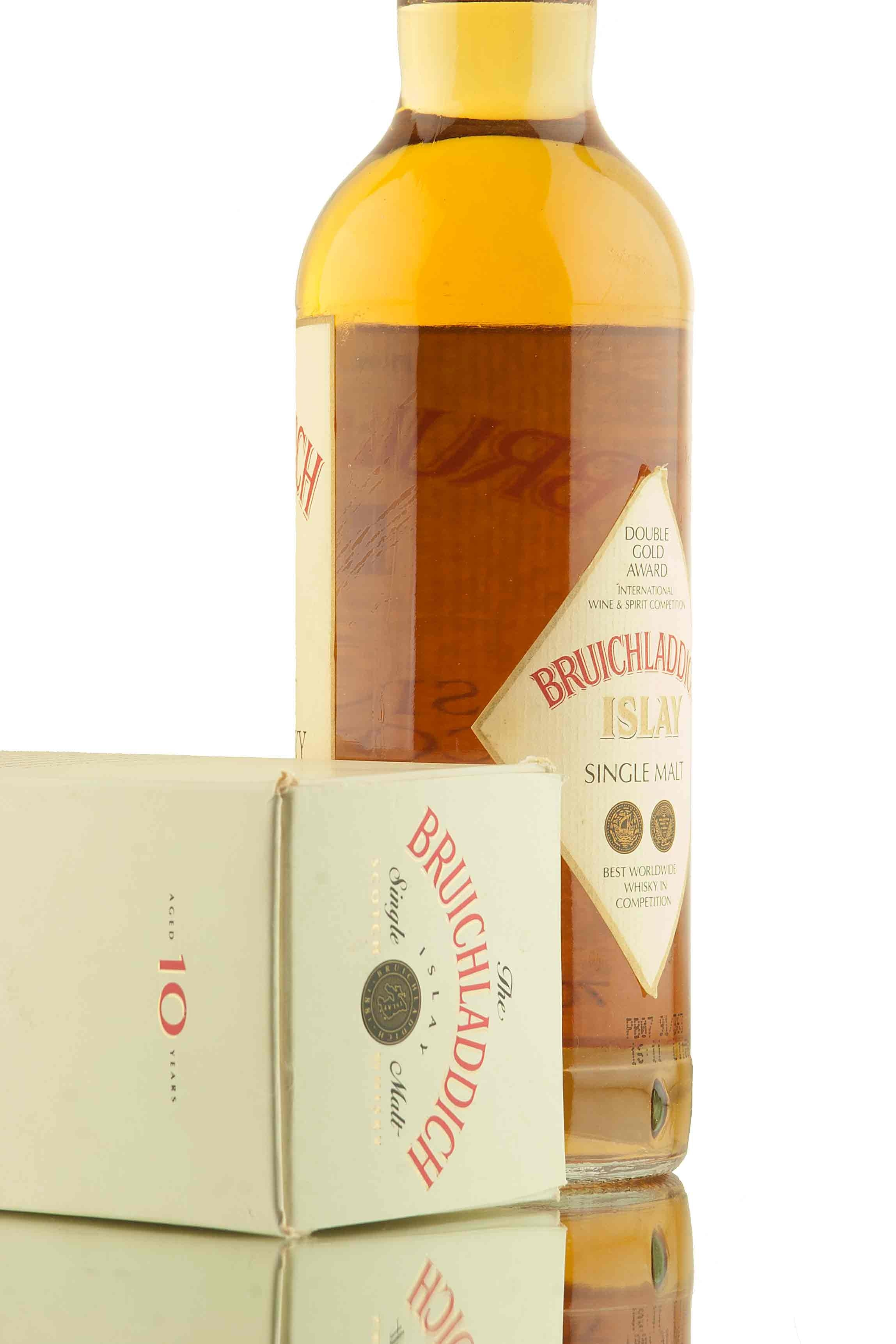 Bruichladdich 10 Year Old - Early 1990's