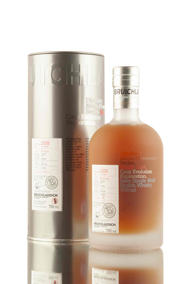 Bruichladdich 14 Year Old - 2006 | Cask 0417 | Laddie Crew UK | Abbey Whisky