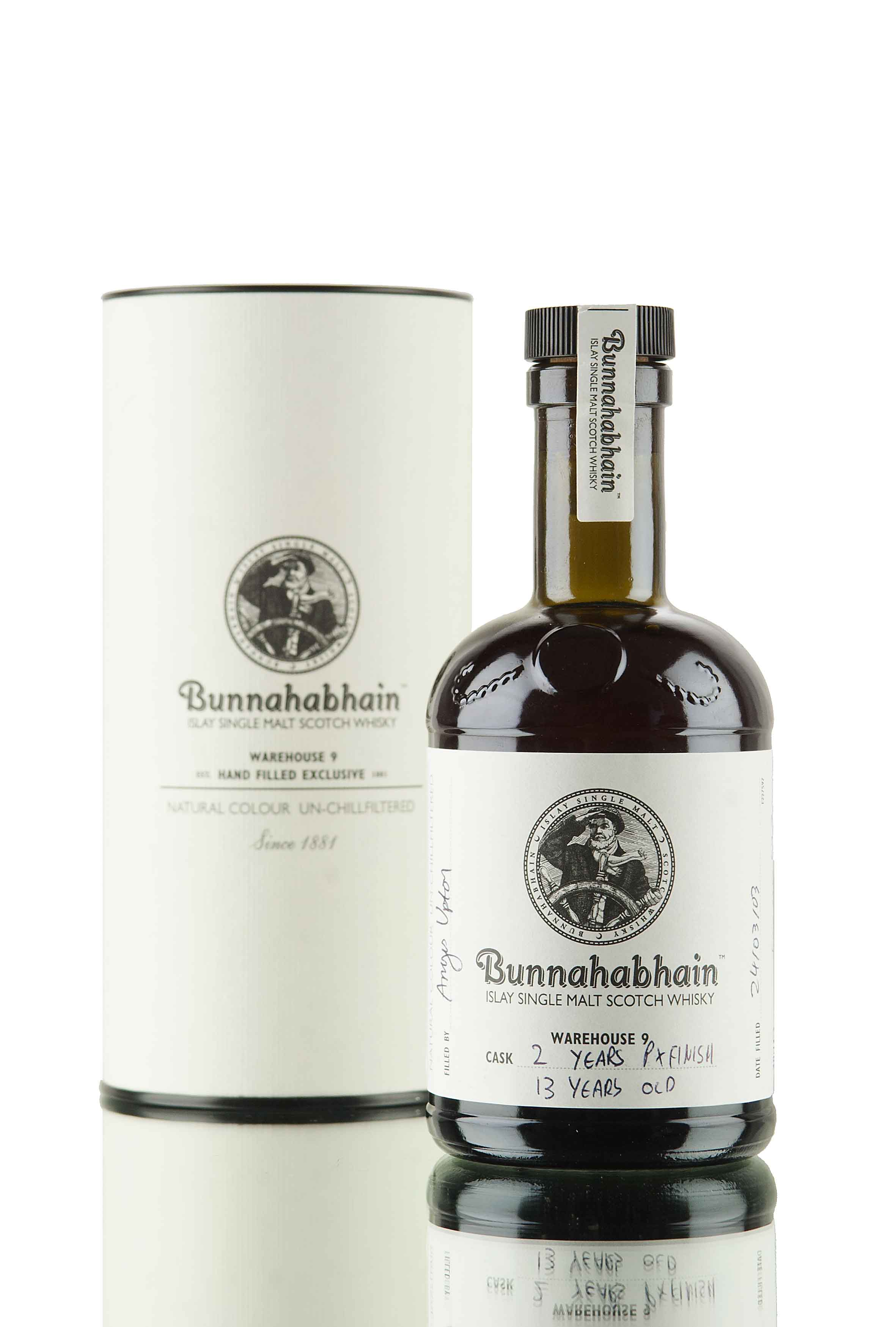 Bunnahabhain 13 Year Old - 2003 / Hand Filled Exclusive