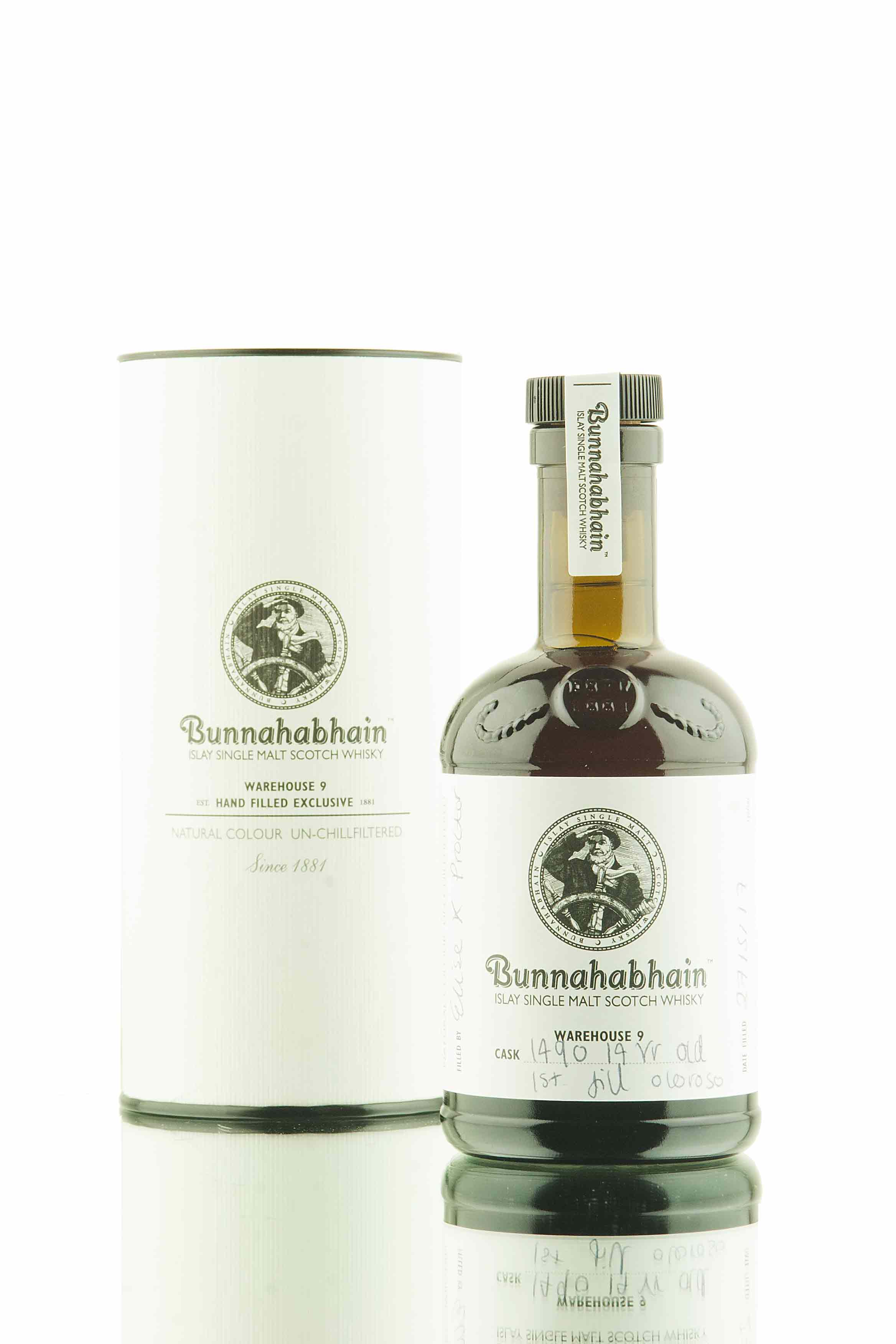 Bunnahabhain 14 Year Old - Hand Filled Exclusive Cask 1490