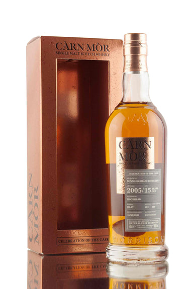 Bunnahabhain 15 Year Old - 2005 | Cask 409 | Celebration of the Cask | Abbey Whisky