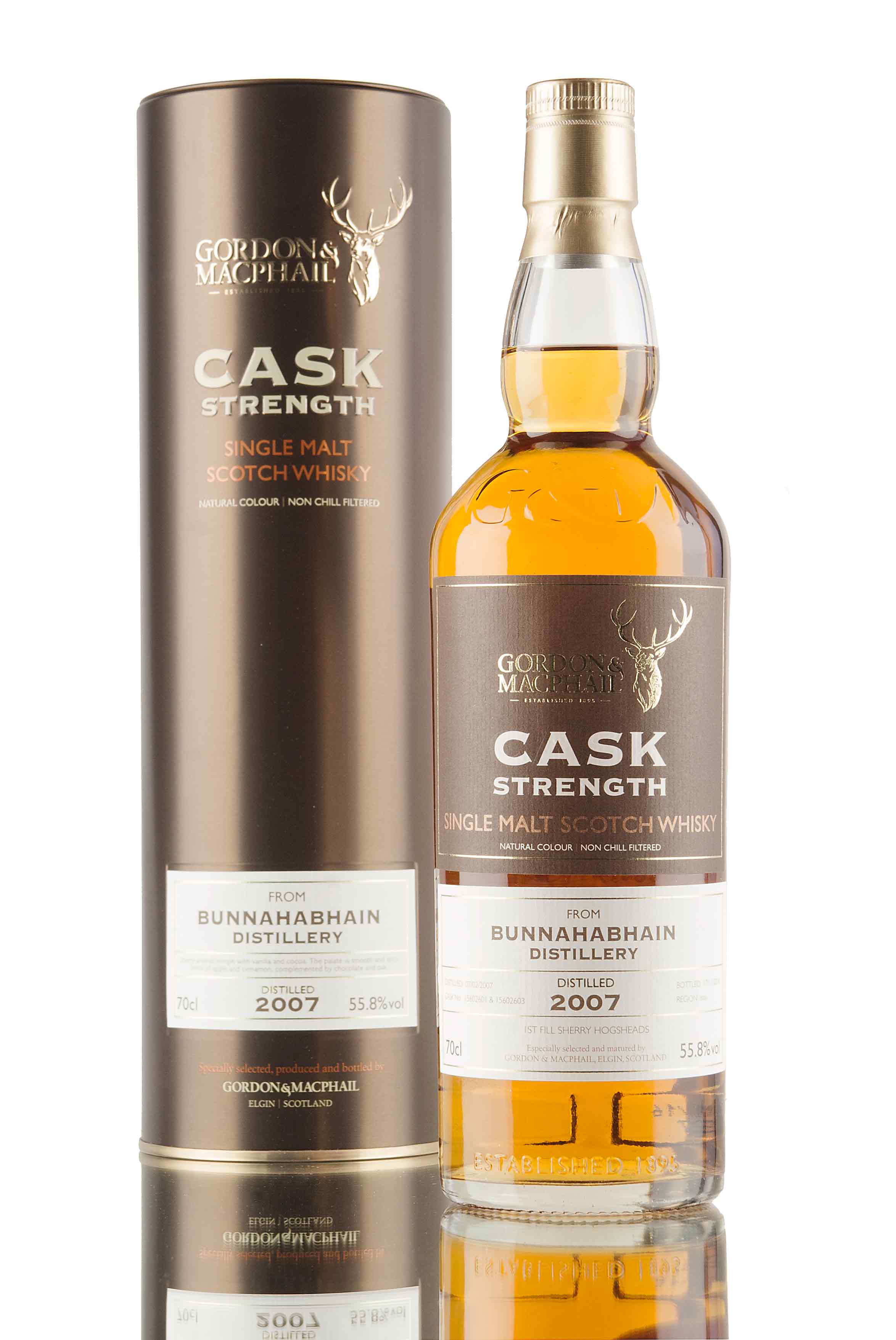 Bunnahabhain 9 Year Old - 2007 | Cask Strength (G&M)