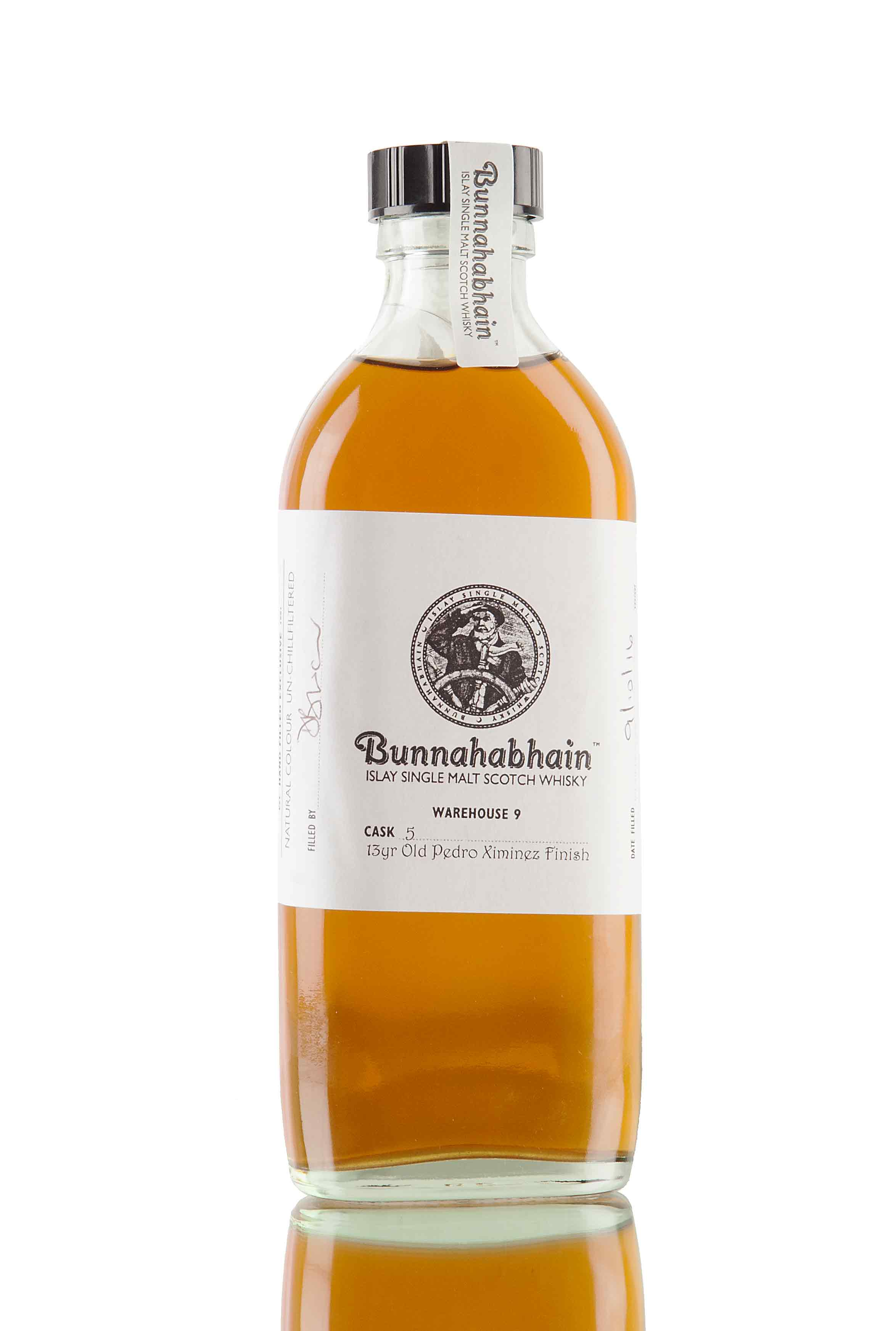 Bunnahabhain 13 Year Old - Hand Filled Exclusive / Cask 5