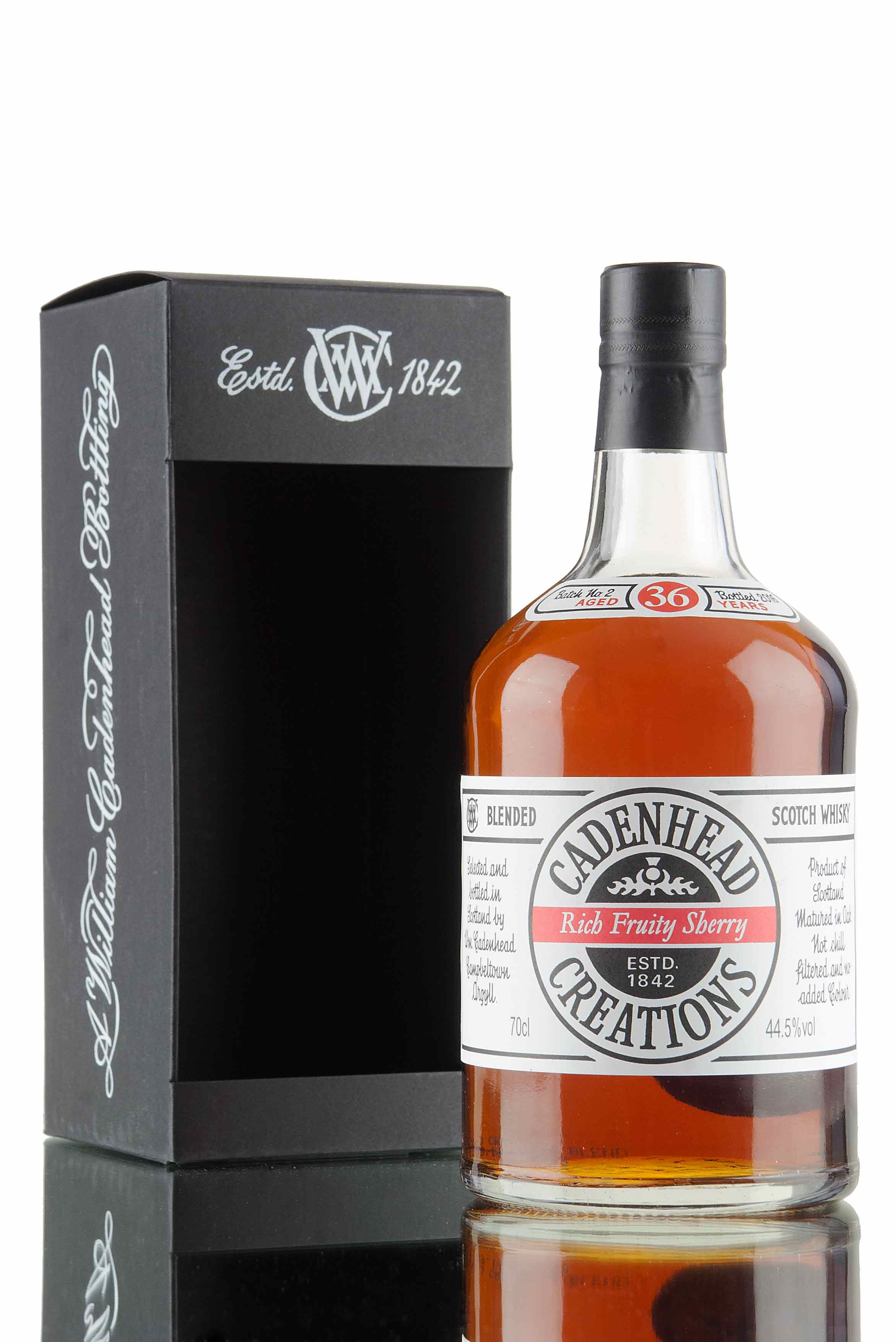 Cadenhead Creations 36 Year Old | Batch No.2