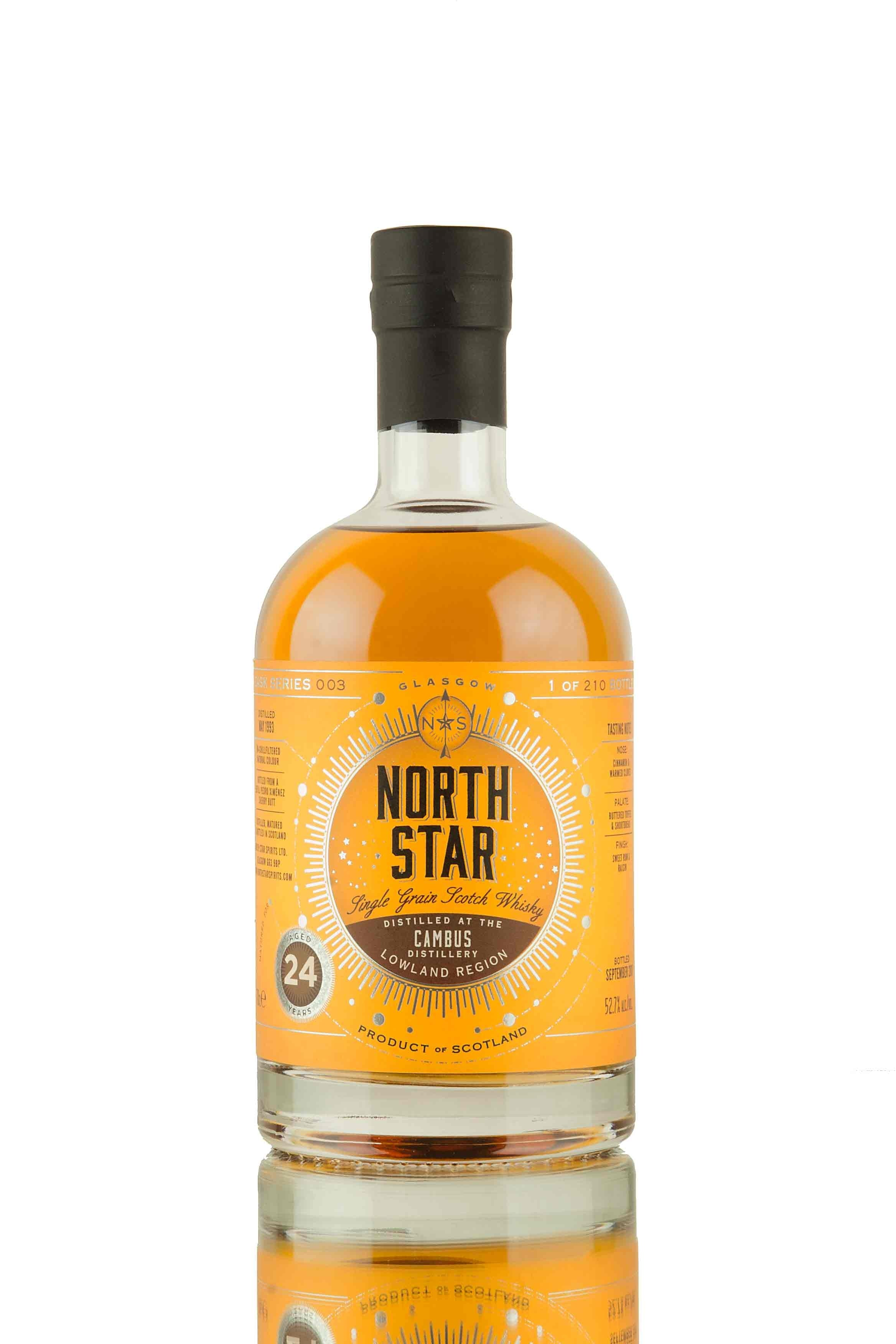 Cambus 24 Year Old - 1993 | North Star Spirits | CS003