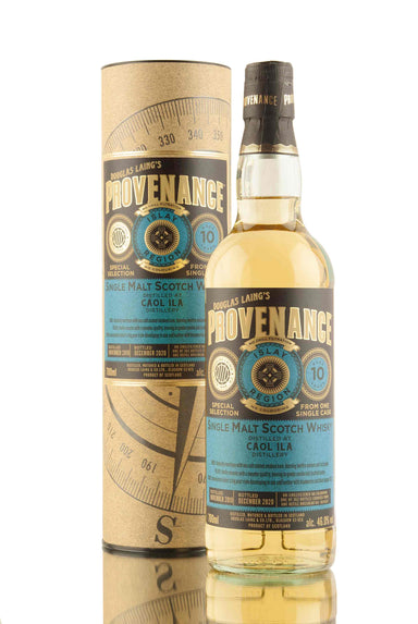 Caol Ila 10 Year Old - 2010 | Provenance (Douglas Laing) | Abbey Whisky