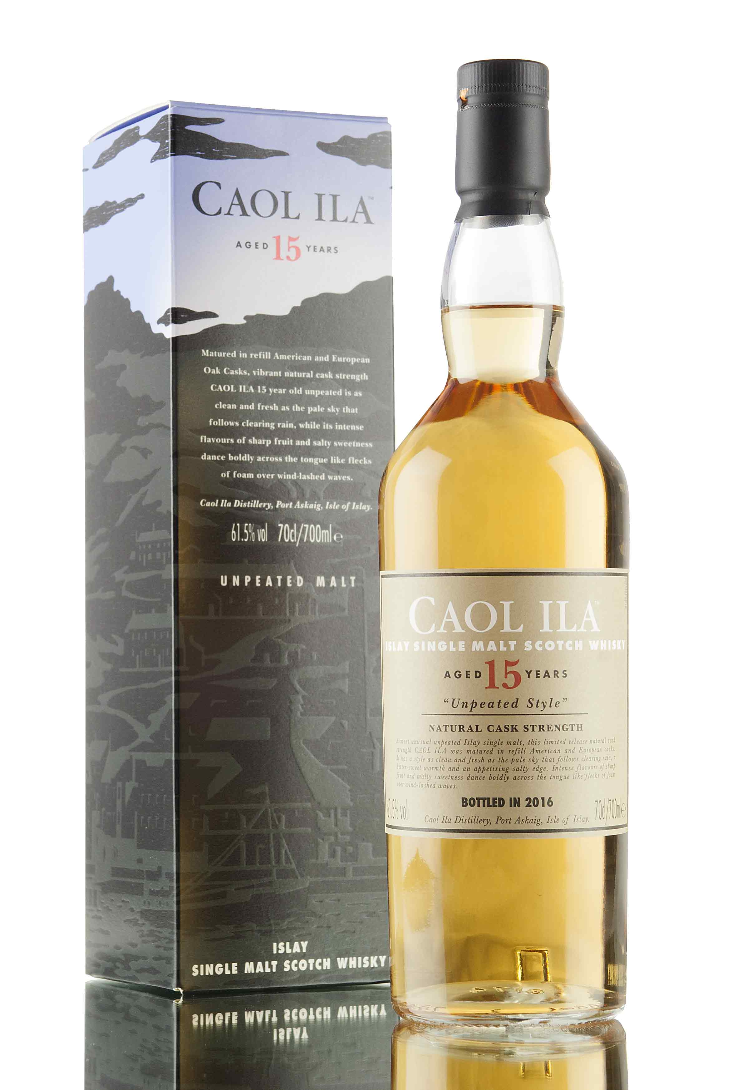 Caol Ila 15 Year Old - Unpeated / Special Release 2016