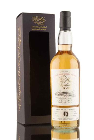 Clynelish 10 Year Old - 2010 | Cask 800206 | The Single Malts of Scotland | Abbey Whisky