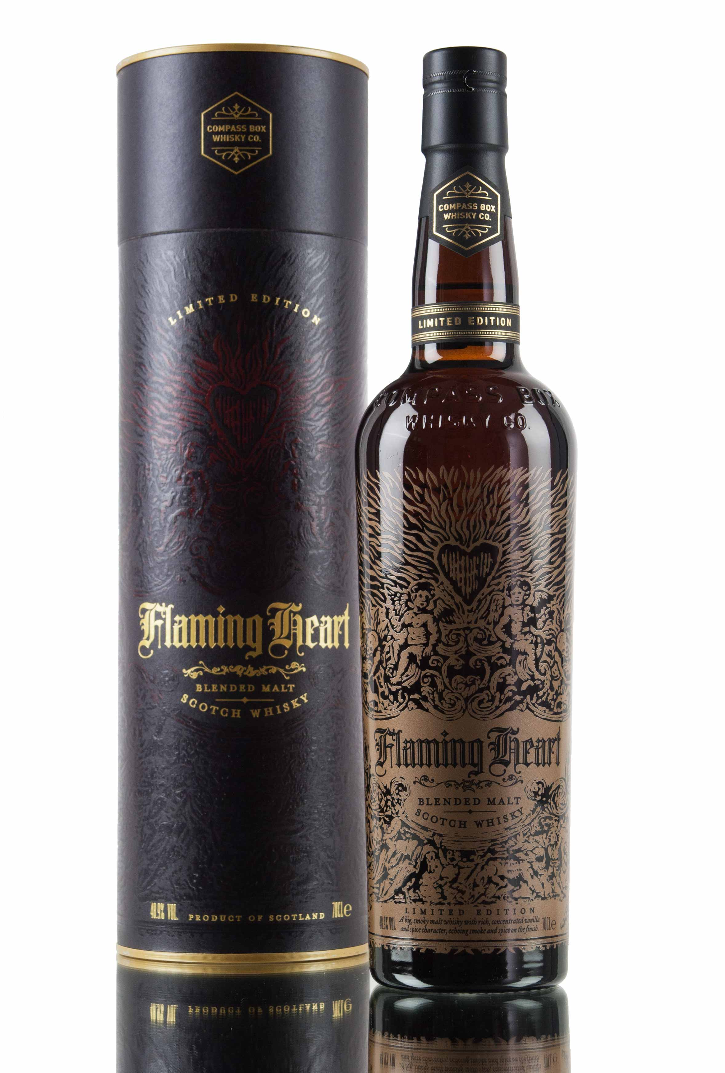 Compass Box - Flaming Heart 15th Anniversary