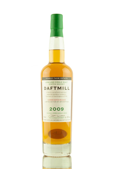 Daftmill Summer Batch Release 2020 | 2009 Vintage | Abbey Whisky