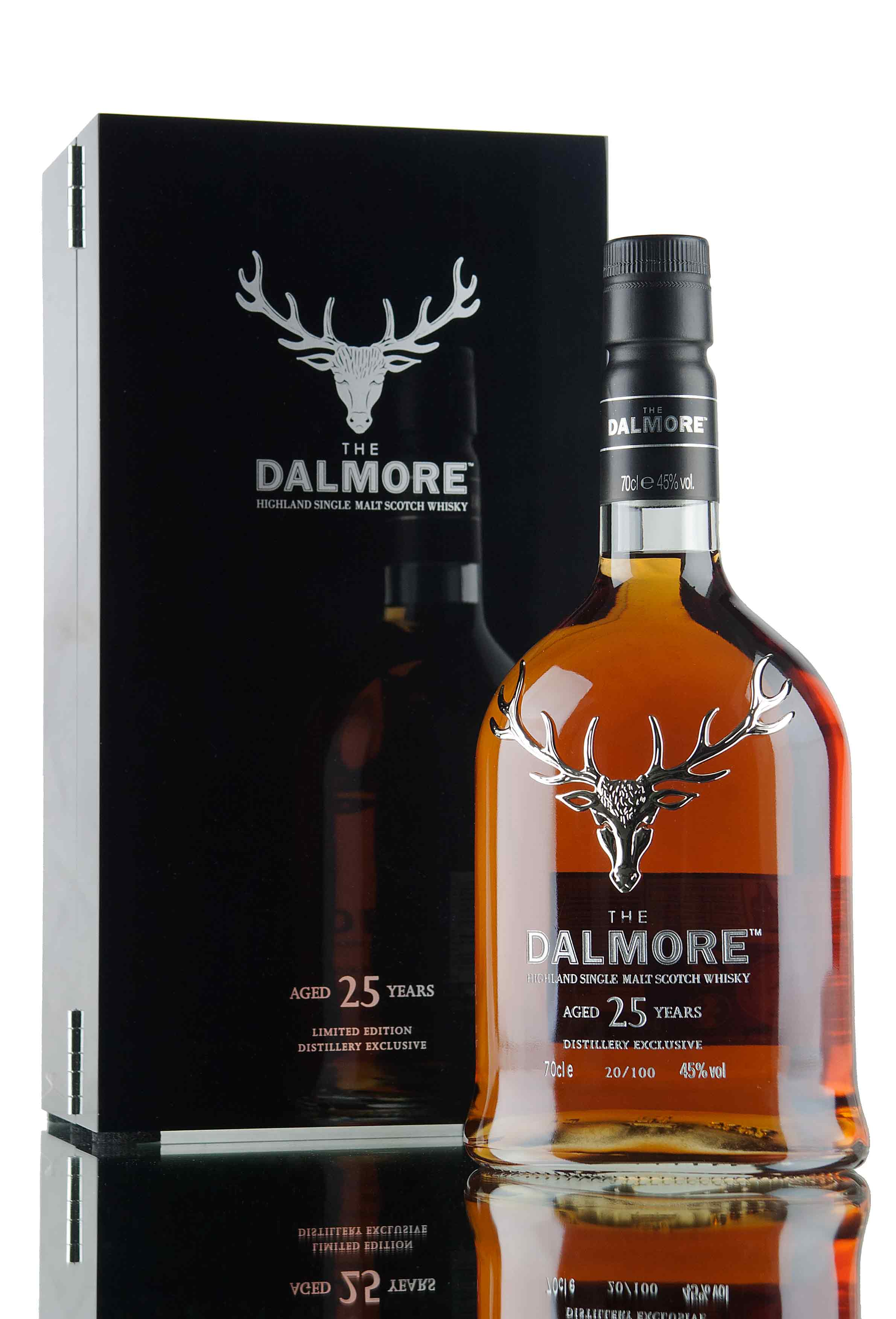 Dalmore 25 Year Old Distillery Exclusive