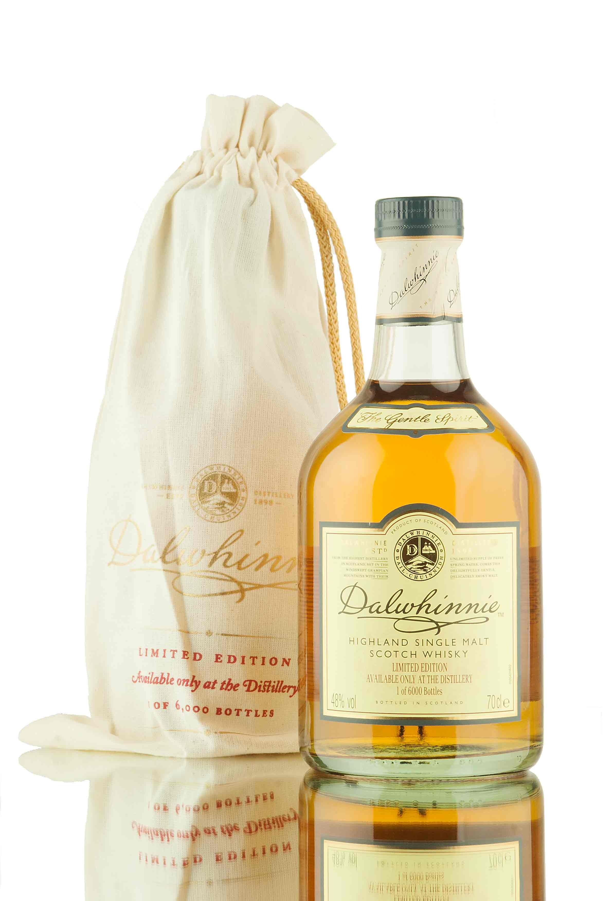 Dalwhinnie 2017 Distillery Exclusive