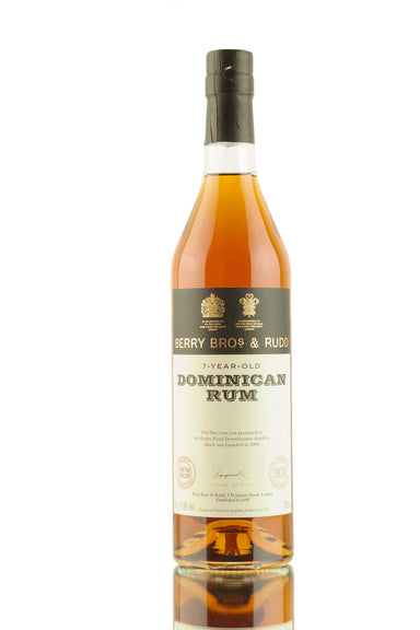 Dominican 7 Year Old - 2013 | Cask 2 | Berry Bros & Rudd | Abbey Whisky