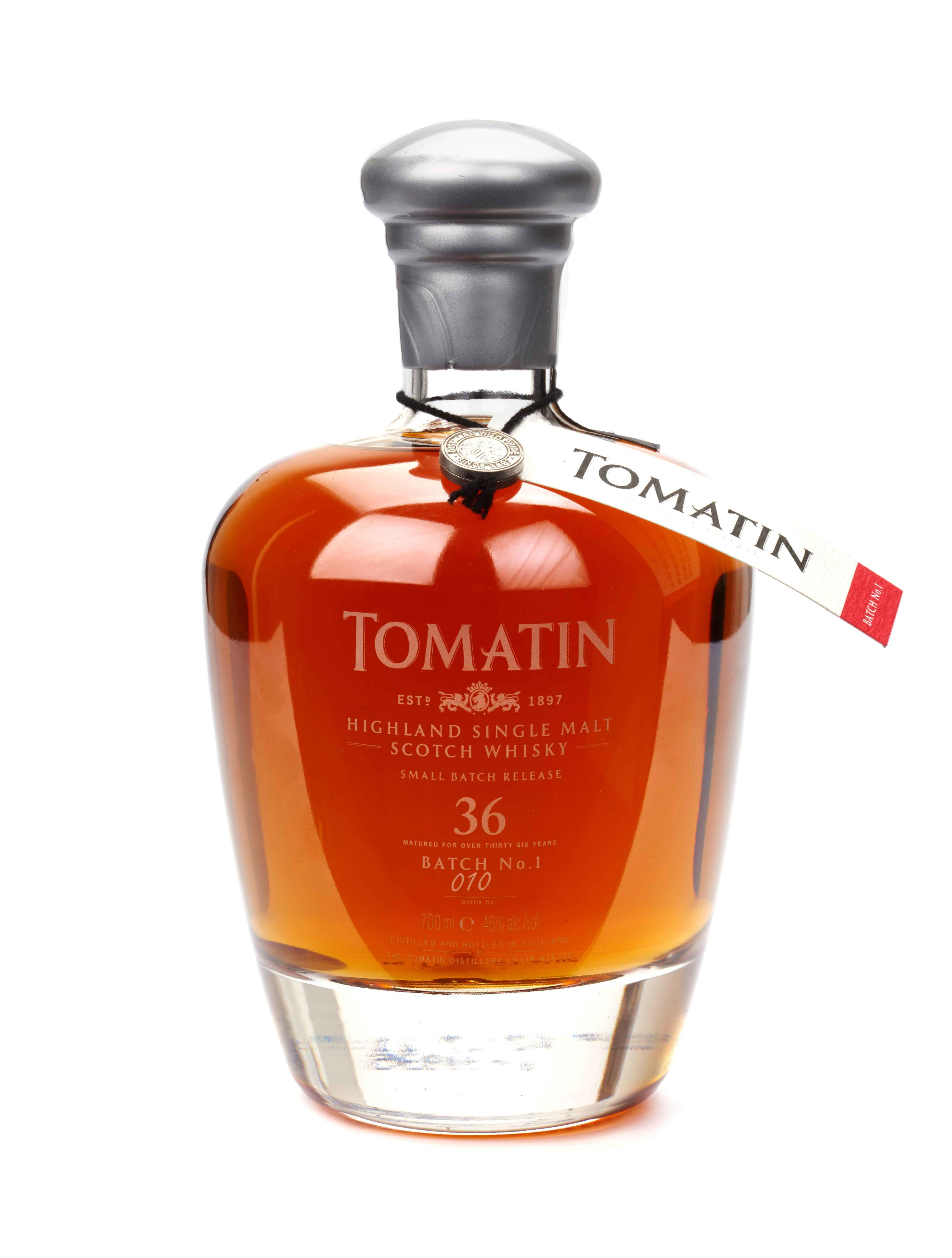 Tomatin 36 Year Old Batch 1
