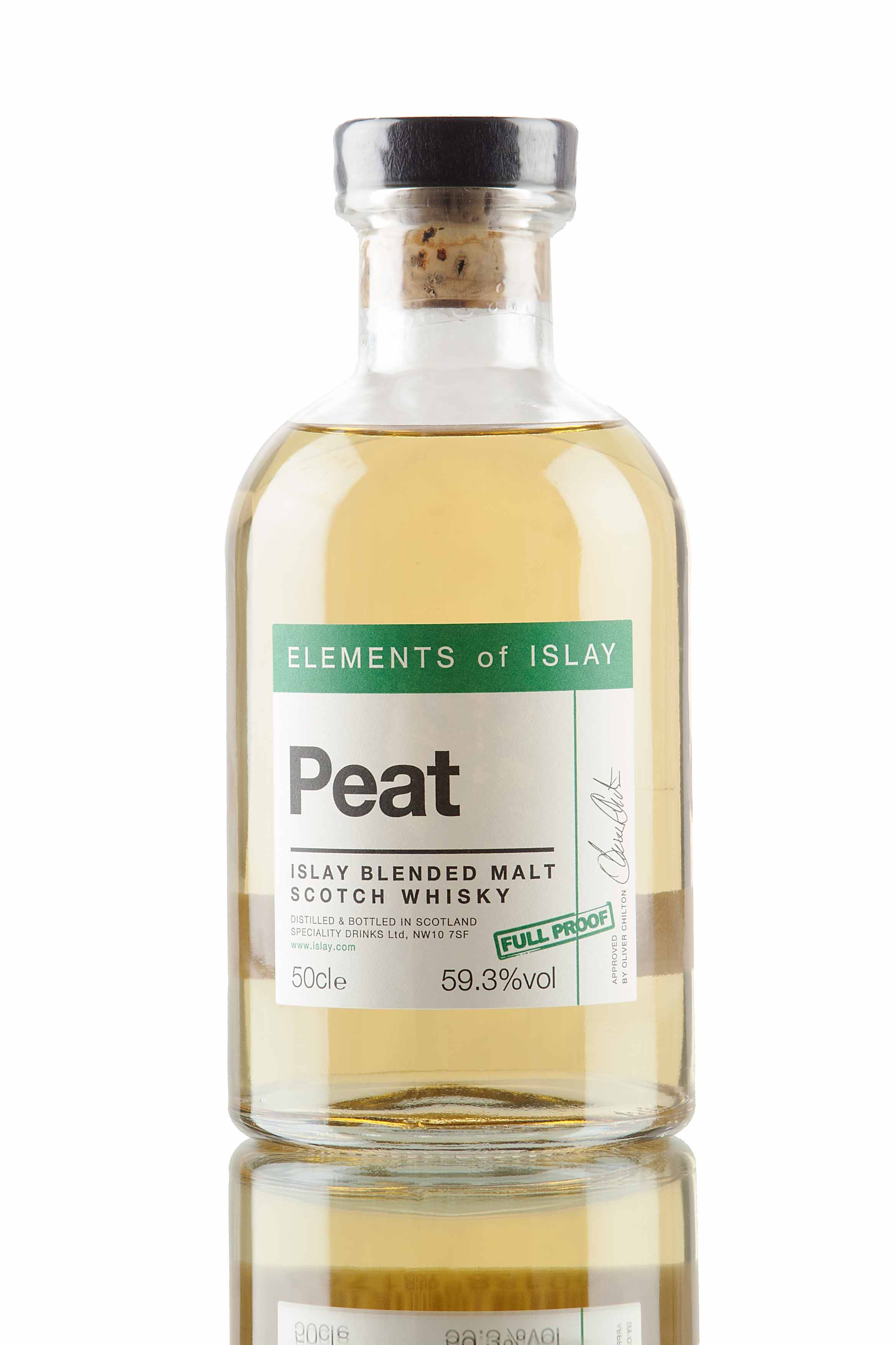 Peat (Full Proof) - Elements of Islay