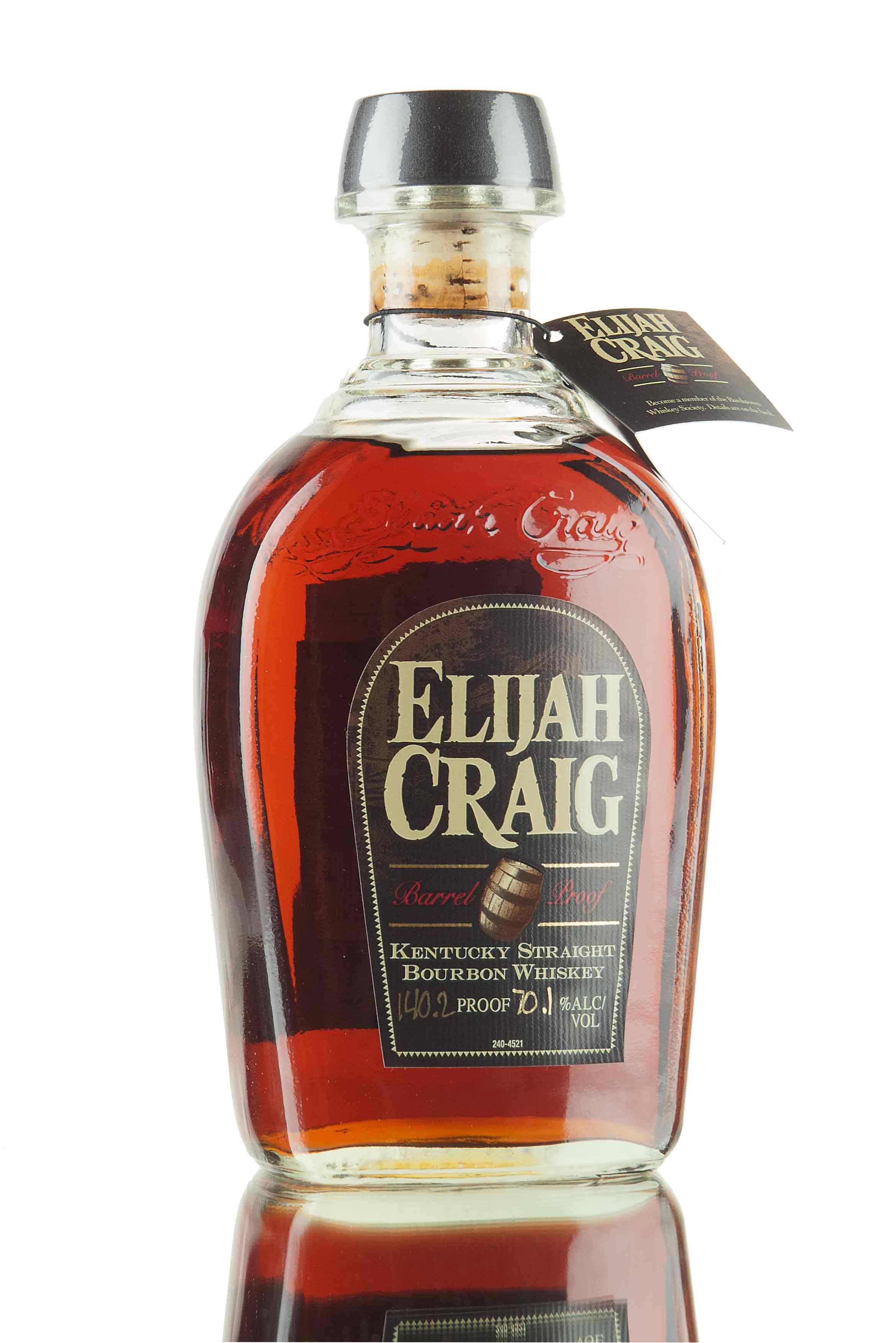 Elijah Craig 12 Year Old Barrel Proof 70.1%