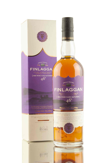 Finlaggan Red Wine Cask Matured Whisky | Abbey Whisky