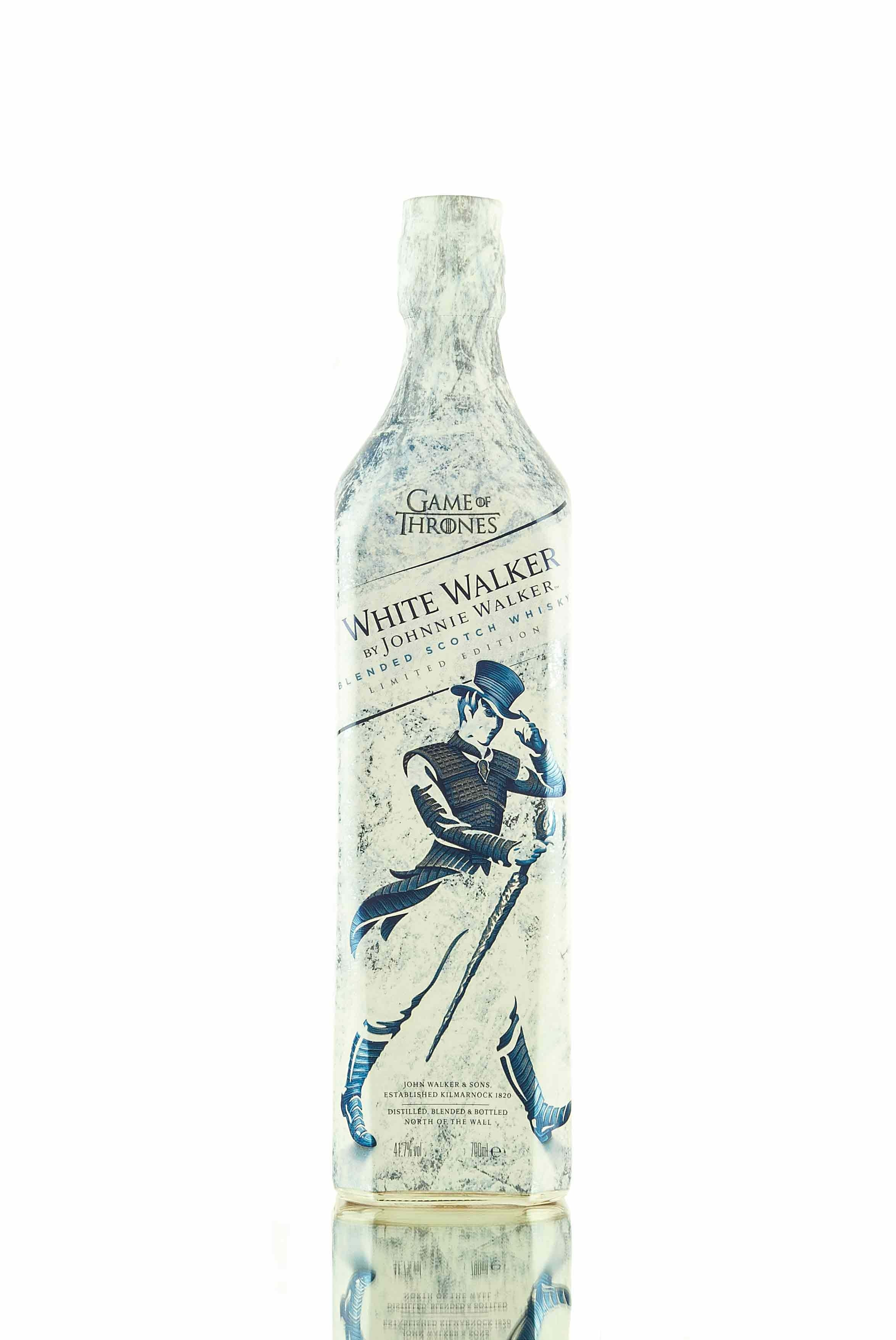 Johnnie Walker White Walker | Games of Thrones
