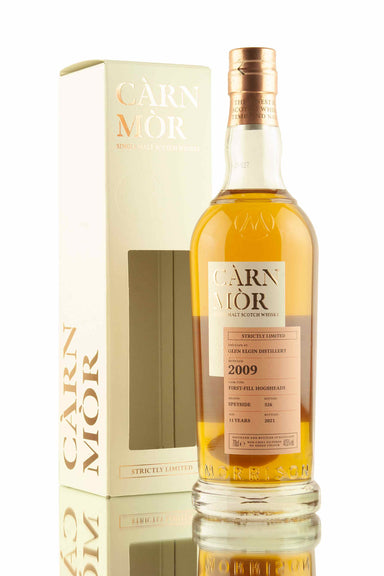 Glen Elgin 11 Year Old - 2009 | Càrn Mòr Strictly Limited | Abbey Whisky