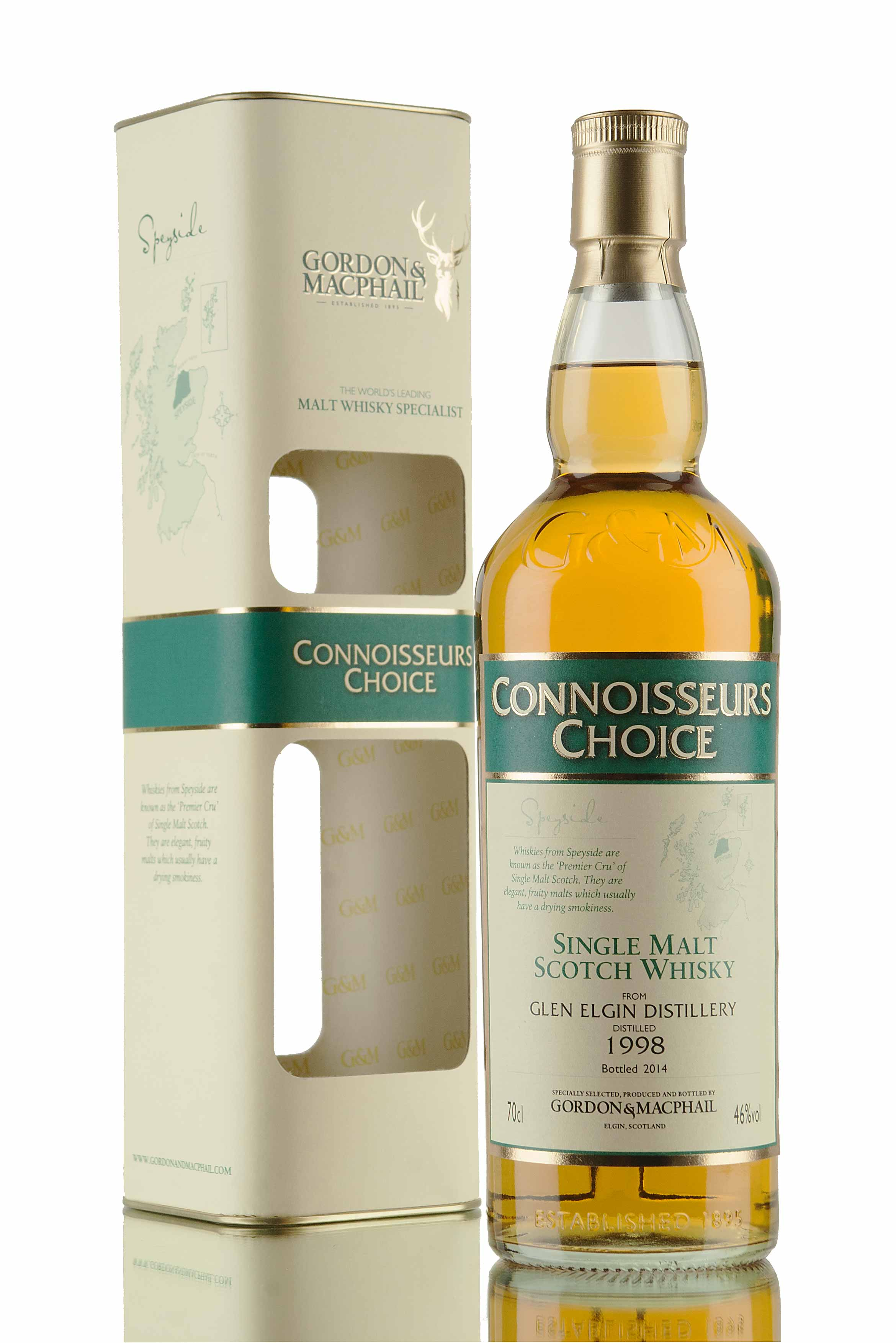 Glen Elgin 1998 - 17 Year Old / Connoisseurs Choice 2014