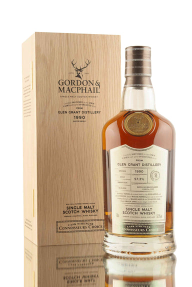 Glen Grant 30 Year Old - 1990 | Cask 5109 | Connoisseurs Choice | Abbey Whisky