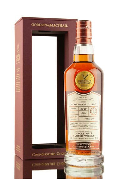 Glen Spey 12 Year Old - 2009 | Connoisseurs Choice | Gordon & MacPhail | Abbey Whisky