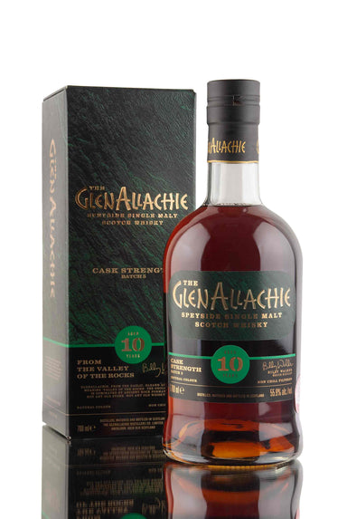 GlenAllachie 10 Year Old - Cask Strength Batch 5 | Abbey Whisky