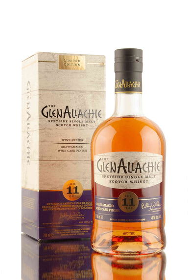 GlenAllachie 11 Year Old Grattamacco Wine Finish | Abbey Whisky