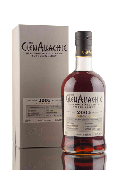 GlenAllachie 15 Year Old - 2005 | UK Exclusive Single Cask #901042 | Abbey Whisky