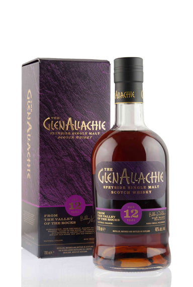 GlenAllachie 12 Year Old | 2020 Bottting