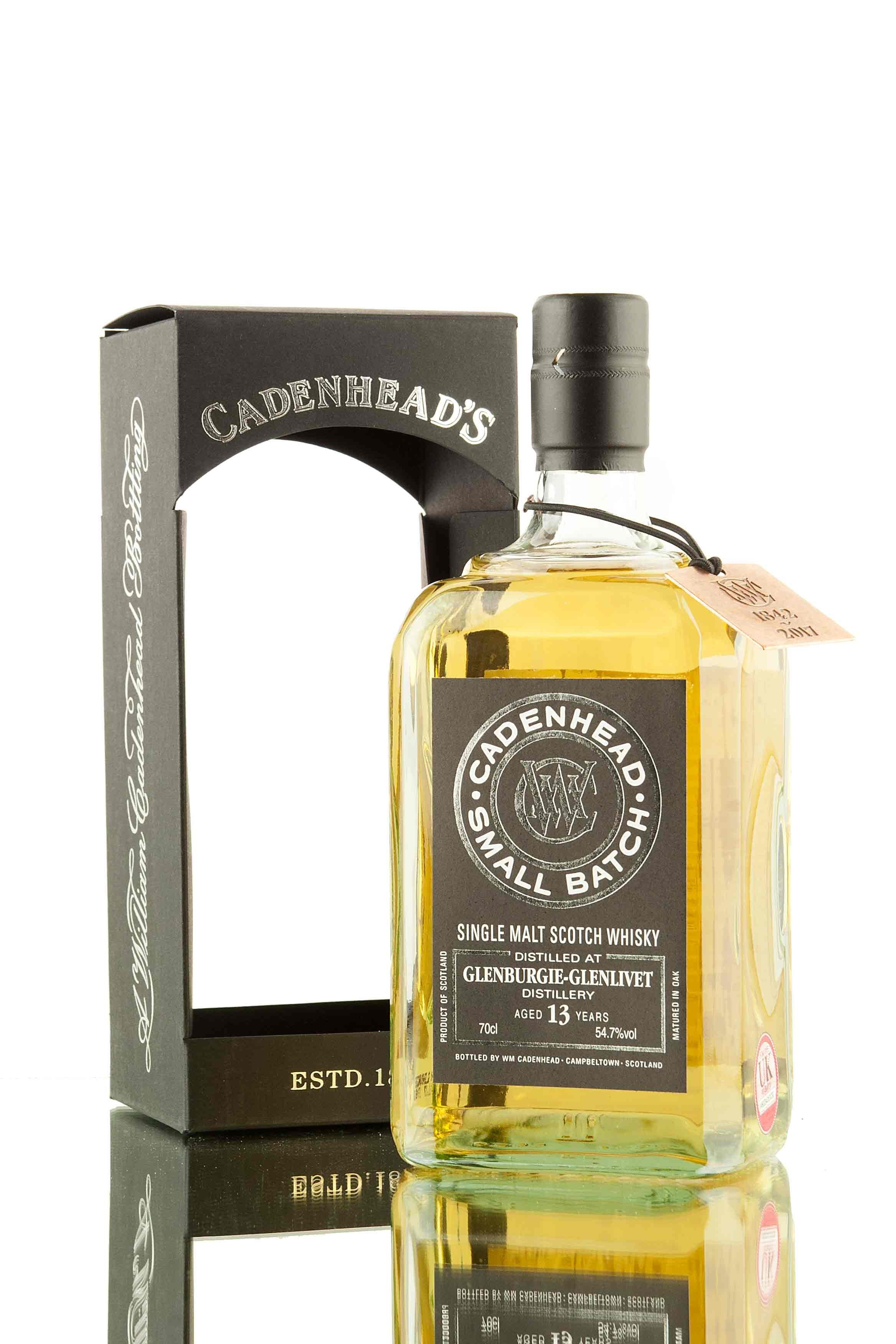 Glenburgie 13 Year Old 2004 | Small Batch (WM Cadenhead)