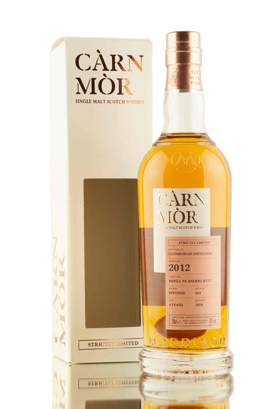 Glenburgie 8 Year Old - 2012 | Càrn Mòr Strictly Limited | Abbey Whisky